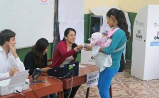 Elecciones 2016: antes del mediodía se instaló el 95% de mesas