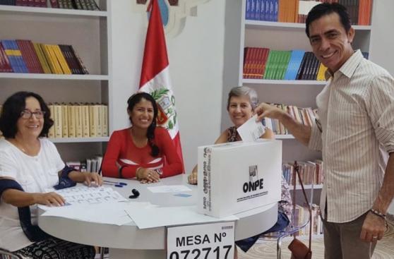 Elecciones 2016: Así votaron los peruanos en el mundo [FOTOS]