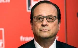 """Hollande: """"Existe amenaza de atentado durante Eurocopa 2016"""""""