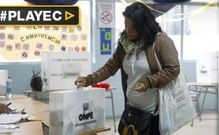 Segunda vuelta: así votaron los peruanos en Chile [VIDEO]