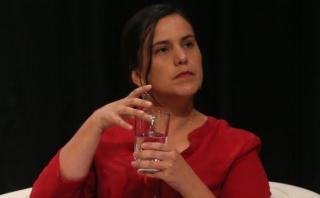 Verónika Mendoza: Ciudadanía ha valorado incapacidades de Keiko