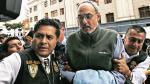 Burga intentó pagar fianza para afrontar juicio en libertad - Noticias de cesar nakazaki