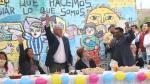 PPK compartió desayuno electoral en La Victoria [FOTOS] - Noticias de esto es guerra