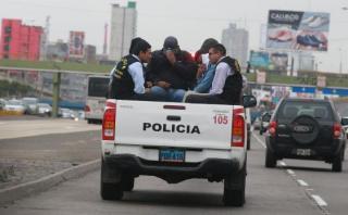 Elecciones: 131 requisitoriados fueron detenidos tras sufragar