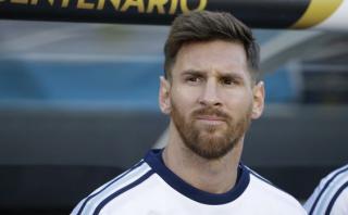 Lionel Messi: ¿Por qué estuvo en el banco y no jugó ante Chile?