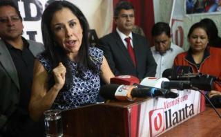 Nadine Heredia: fiscalía ordenó abrirle investigación