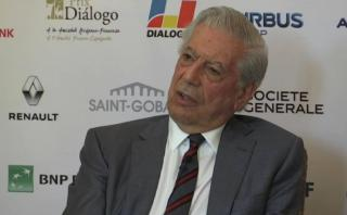 """Vargas Llosa: """"Mi esperanza es que ventaja de PPK se confirme"""""""