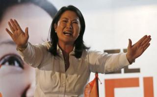 """""""Keiko Fujimori puede remontar con facilidad la ventaja de PPK"""""""