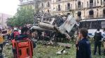 Atentado en Estambul deja al menos 11 muertos y 36 heridos - Noticias de irak explosion