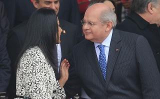 """Cateriano: Pesquisa fiscal contra Nadine """"carece de fundamento"""""""
