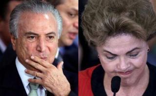 Brasil: Temer limita el uso del avión presidencial a Dilma
