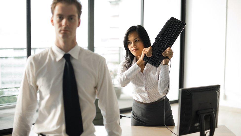 ¿Ayuda monitorear los niveles de frustración en la empresa? (BBC)
