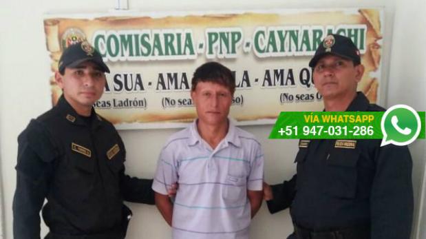 San Martín: 4 requisitoriados fueron detenidos luego de votar