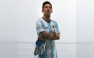 Messi celebra victoria de Argentina y espera jugar el viernes