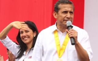 """Ollanta Humala: """"Lamento medidas restrictivas contra Nadine"""""""