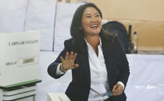 Keiko Fujimori: descartan fraude en conteo de votos de la ONPE