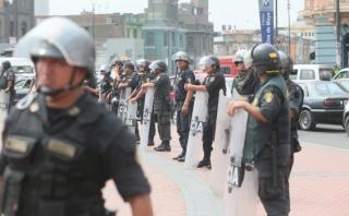 Policía Nacional aclara que no se afectó su derecho a votar