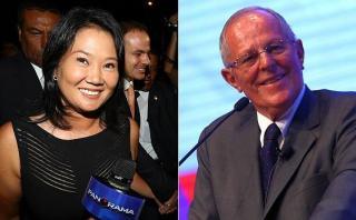 PPK o Keiko: ¿Quién va ganando en Europa?
