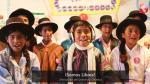El himno nacional en 3 idiomas por el Día de la Bandera [VIDEO] - Noticias de la voz peru