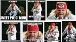 Guns N' Roses: Axl Rose no quiere que veas estas imágenes suyas - Noticias de boris veldhuijzen