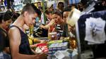 Venezolanos compran víveres en Colombia debido a la escasez - Noticias de modelo venezolana