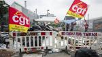 Francia: huelga de recolectores de basura afecta a París - Noticias de inundaciones