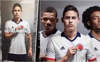 Colombia: adidas se disculpó por error en venta de camisetas