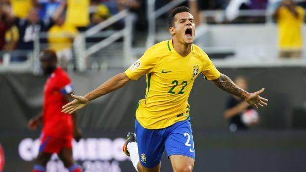 Brasil goleo 7-1 a la poderosa Haiti [Copa America]
