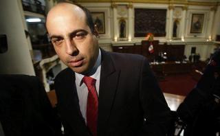 Pedro Spadaro: Por lo menos el Congreso ya sabemos de quién es