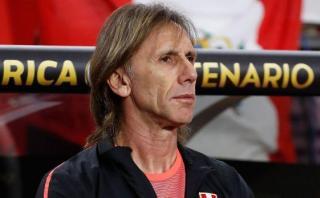 Ricardo Gareca: ¿Qué dijo luego del empate frente a Ecuador?