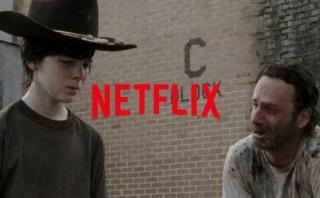 """Netflix: usuarios """"devoran"""" episodios de """"The Walking Dead"""""""