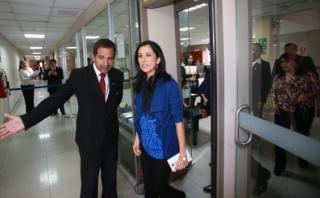 Critican investigación a Nadine por presunto lavado de activos