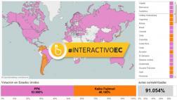 Elecciones 2016: así votaron los peruanos en el mundo
