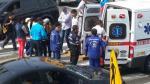 Rafael Rey implicado en accidente en Av. Del Ejército - Noticias de accidentes de tránsito