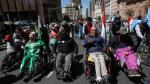 """""""Manifestantes discapacitados murieron por su intransigencia"""" - Noticias de muere atropellado"""