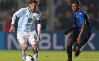 Messi será titular este viernes ante Panamá, anunció Martino