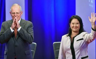 Resultados ONPE al 100%: PPK 50,12% y Keiko Fujimori 49,88%