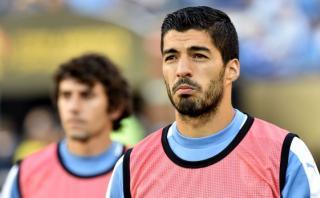 ¿Qué dijo el 'Maestro' Tabárez sobre reacción de Luis Suárez?