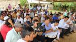 San Martín y Huánuco en conflicto limítrofe por 6.000 hectáreas - Noticias de huánuco