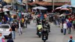 Saquean camiones de comida en barrio pobre de Caracas - Noticias de carlos ocariz