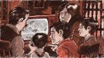 """Fragmento de """"La noche de la usina"""", de Eduardo Sacheri - Noticias de fil-lima"""