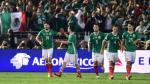 México venció a Jamaica 2-0 y avanzó a cuartos de final - Noticias de alvaro peralta