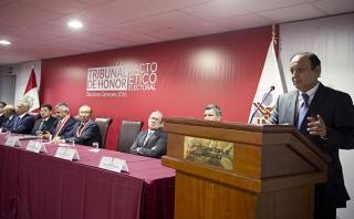"""Pacto Ético: """"Fue un compromiso aceptar resultados electorales"""""""
