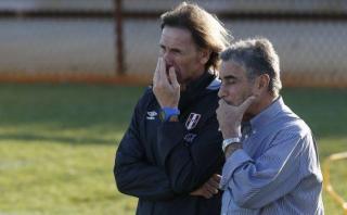 """Oblitas: """"Este equipo puede ser la base de las Eliminatorias"""""""