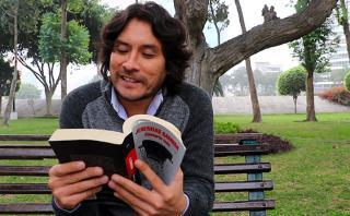 """Jeremías Gamboa lee un fragmento de """"Contarlo todo"""" [VIDEO]"""