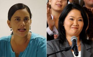 """Señora Keiko, no promovemos odio sino lucha contra corrupción"""