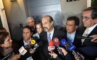 """Mulder: Apra servirá de """"bisagra"""" entre Legislativo y Ejecutivo"""