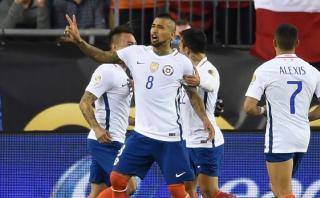 Chile ganó 2-1 a Bolivia con penal polémico por Copa América