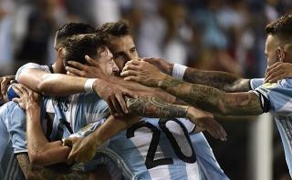 Copa América: Argentina góleó a Panamá con tres de Lionel Messi