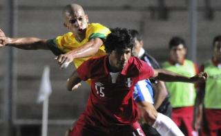 La última vez que Perú eliminó a Brasil de un torneo importante